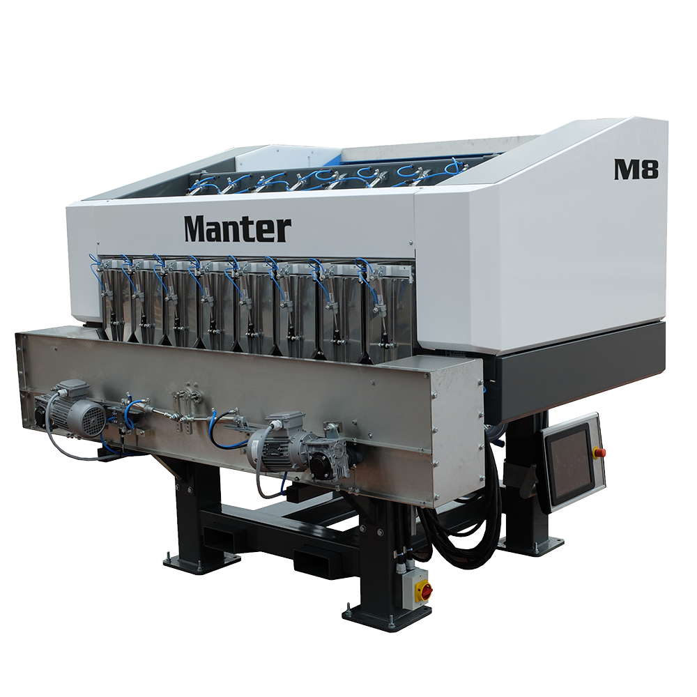 Manter M8 weigher