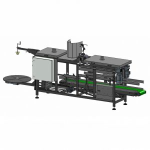 AutoMesh+ bagging machine